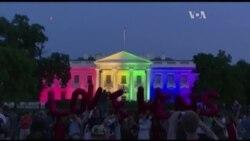 Легалізація одностатевих шлюбів та реакція на неї у США - серед головних подій 2015-го. Відео