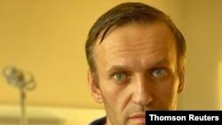 Алексей Навальный в берлинской больнице Шарите.