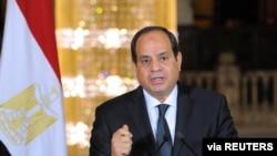 Rais Abdel Fattah el-Sissi