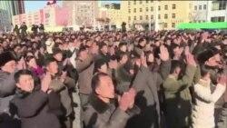 朝鲜试射洲际导弹 朝鲜民众称世界离不开朝鲜