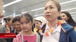 Mẹ Nấm tại Mỹ: Sẽ không 'lặng thinh'