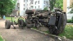 Violencia empeora en Ucrania