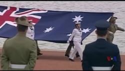 中国官媒威胁澳洲 美国坚称为澳撑腰
