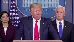 """特朗普与拜登的""""谁对中国软弱""""之争"""