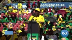 South Africa Political Parties in Race to May 8 Poll