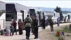 希腊重新安置中东移民