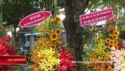 Lẵng hoa Mừng Quốc khánh Mỹ từ chốn lao tù Việt Nam