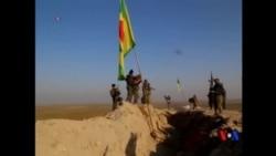 2015-01-27 美國之音視頻新聞: 庫爾德人從伊斯蘭國手中奪回科巴尼