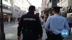 Chinese Policemen Join Local Patrols in Serbia