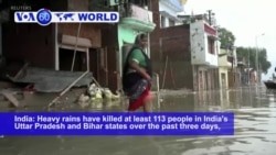 VOA60 World - Retreating Monsoons in India Wreck Flood Havoc