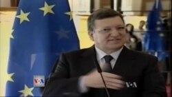 Barroso në Tiranë