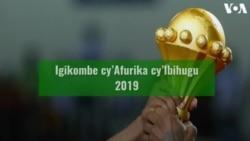 Misiri na Uganda Zifise amahirwe yo gukomeza mu ciciro gikurikira ca CAN 2019