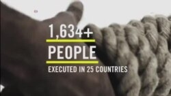 Amnesty Executions Report