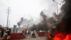 Activistas dizem que duas pessoas morreram nas manifestações de sábado em Luanda - 1:35