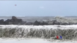 2017-12-03 美國之音視頻新聞: 印度西南部被熱帶氣旋襲擊 (粵語)