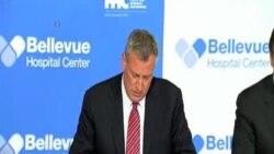 紐約一位醫生感染伊波拉