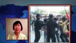 VOA连线(日本): 中国千船齐发赴钓岛 日加强警戒