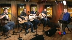 Border Crossings: Sister Hazel