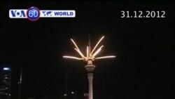 New Zealand mừng năm mới 2013