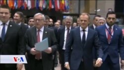 EU SUMMIT: Počinje druga runda Brexit-a, sankcije Rusiji ostaju