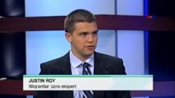 Amerikalı ekspert Castin Royla müsahibə