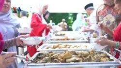VOA Dunia Kita: Halalbihal Ajang Tahunan Silaturahmi Diaspora Indonesia (1)