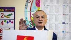 阿爾巴尼亞議會彈劾總統