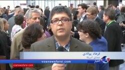 گزارش صدای آمریکا از اولین روز کنفرانس سالانه کمیته امور عمومی آمریکا و اسرائیل