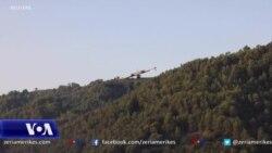Zjarre shkatërruese në zonat turistike në Greqi e Turqi