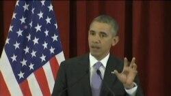 奧巴馬強調美歐須採取一致行動制裁俄羅斯