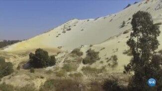 África do Sul: O lixo tóxico do ouro