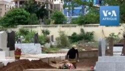 """A Dakar, """"on a jamais eu autant d'enterrements"""""""