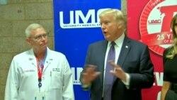 Трамп во Лас Вегас - сочувство за жртвите, поттик за храбрите