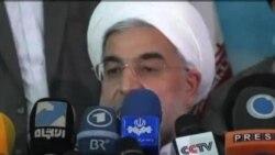 伊朗當選總統:戰勝了極端主義