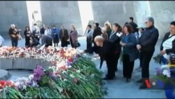 Світ відзначає 102 річницю трагічної події - геноциду вірмен. Відео