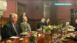 Визит замгоссекретаря США в Москву