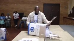 SOUTH AFRICA ELECTIONS VO