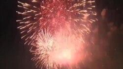 美國周五慶祝獨立238週年