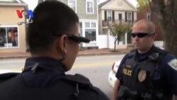 استفاده آزمایشی از دروبین های همراه توسط پلیس واشنگتن و نیویورک