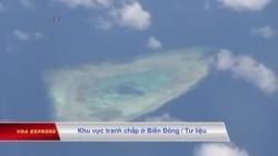 Việt Nam nói có quyền khoan dầu ở Biển Đông