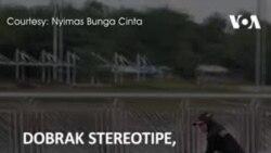 Dobrak Stereotipe, Anak Perempuan Indonesia Bercita-cita Ikut Olimpiade