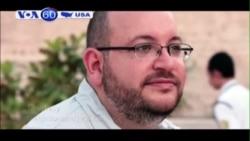 Iran xét xử nhà báo Mỹ bị buộc tội làm gián điệp (VOA60)