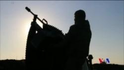 土耳其軍隊攻擊境內庫爾德民兵 (粵語)
