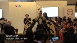 Fesyen Papua di NYC Fashion Week