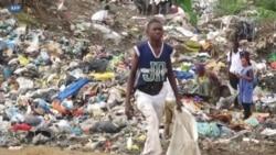 Des dizaines d'enfants dépendent de la décharge publique de Mindoubé