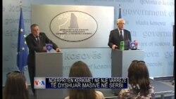 Varreza e dyshuar masive ne Serbi