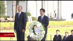 Thủ tướng Nhật sắp thăm Trân Châu Cảng cùng Tổng thống Obama