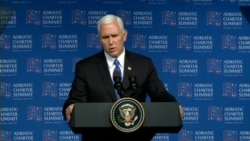 Pence Says Venezuela Deserve Democracy, Freedom