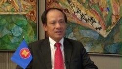 ASEAN chia rẽ về cách đáp ứng trước hành động cải tạo đất của TQ ở Biển Đông