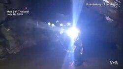 泰国岩洞被困所有12名男孩与教练获救